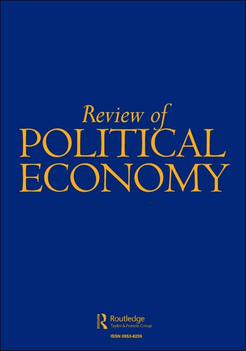Cover of Review of Political Economy