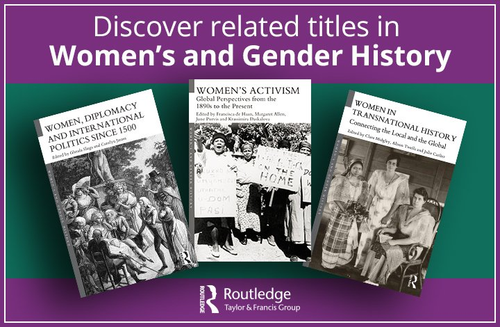 Discover more with related titles from Routledge