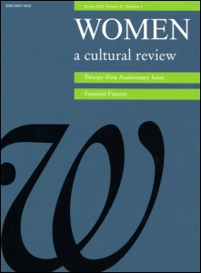Cover of Women: a cultural review