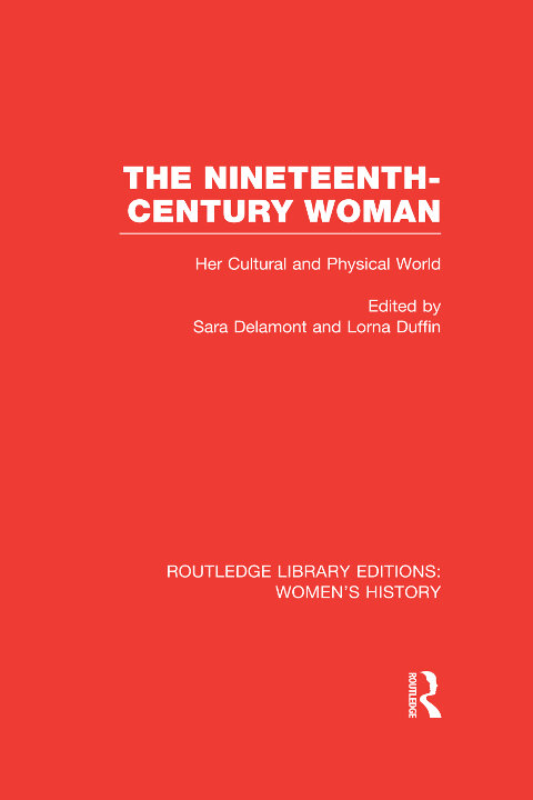 Cover of The Nineteenth-Century Woman