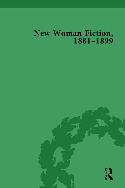 Cover of New Woman Fiction, 1881-1899, Part II